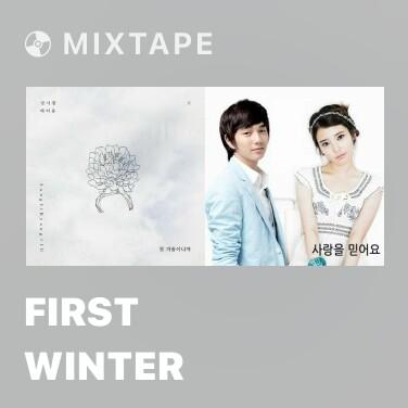 Mixtape First Winter - Various Artists