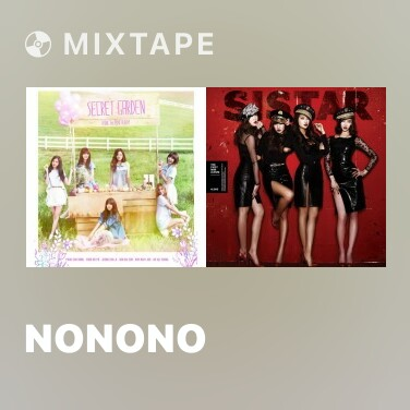 Mixtape NoNoNo - Various Artists