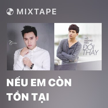 Mixtape Nếu Em Còn Tồn Tại - Various Artists