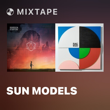 Mixtape Sun Models - Various Artists