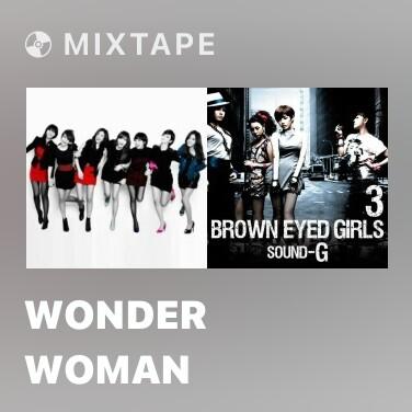 Mixtape Wonder Woman - Various Artists
