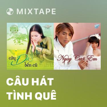 Mixtape Câu Hát Tình Quê - Various Artists