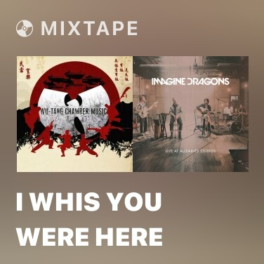 Radio I Whis You Were Here - Various Artists