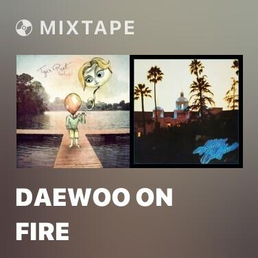 Mixtape Daewoo on Fire - Various Artists