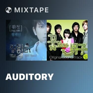 Mixtape Auditory Hallucination - Various Artists