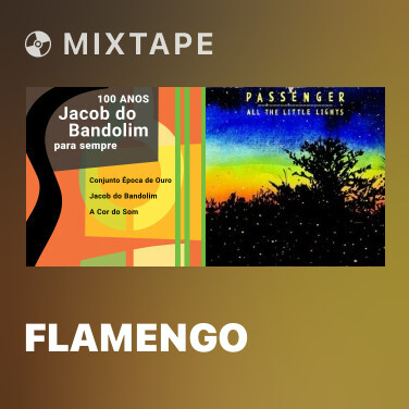 Mixtape Flamengo - Various Artists