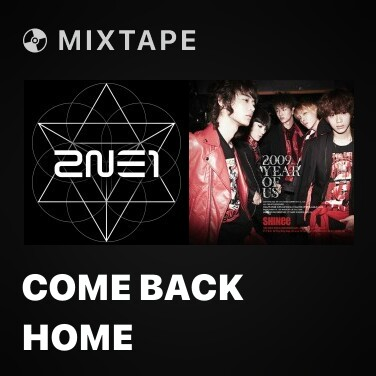 Mixtape Come Back Home - Various Artists