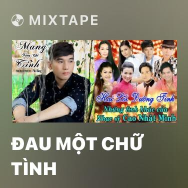 Mixtape Đau Một Chữ Tình - Various Artists