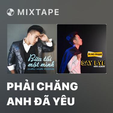 Mixtape Phải Chăng Anh Đã Yêu - Various Artists