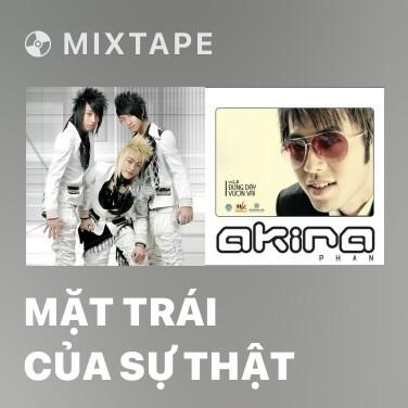 Mixtape Mặt Trái Của Sự Thật - Various Artists