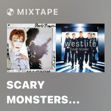 Mixtape Scary Monsters (And Super Creeps) - Various Artists