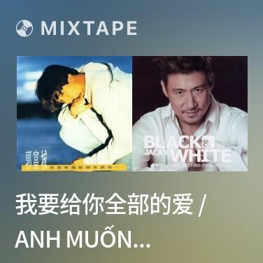 Mixtape 我要给你全部的爱 / Anh Muốn Cho Em Toàn Bộ Tình Yêu - Various Artists