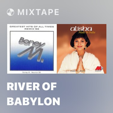 Mixtape River Of Babylon - Various Artists