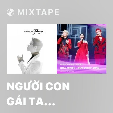 Mixtape Người Con Gái Ta Thương - Various Artists