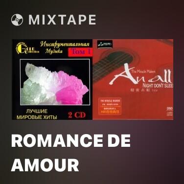 Mixtape Romance De Amour - Various Artists
