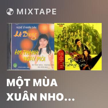 Mixtape Một Mùa Xuân Nho Nhỏ - Various Artists