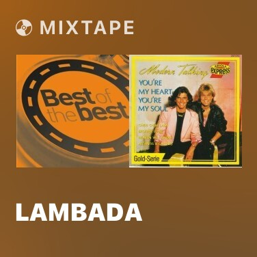 Mixtape Lambada - Various Artists