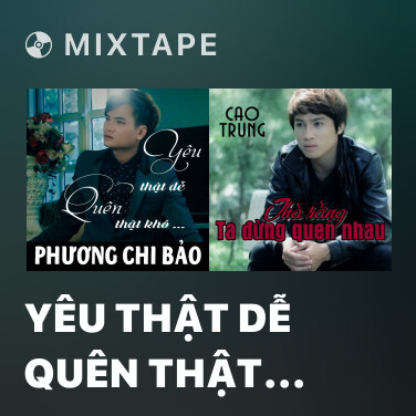 Radio Yêu Thật Dễ Quên Thật Khó - Various Artists