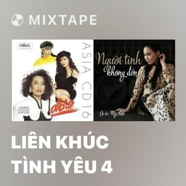 Mixtape Liên Khúc Tình Yêu 4 - Various Artists