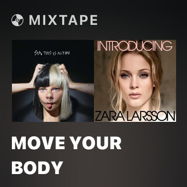 Radio Move Your Body - Various Artists