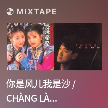 Radio 你是风儿我是沙 / Chàng Là Gió Em Là Cát - Various Artists