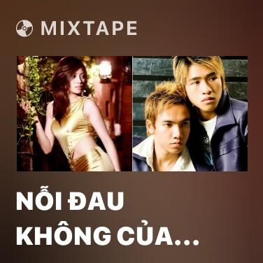 Mixtape Nỗi Đau Không Của Riêng Ai - Various Artists