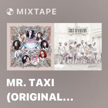 Mixtape MR. TAXI (Original Title : Mr. Taxi) - Various Artists