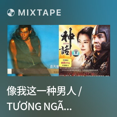 Mixtape 像我这一种男人 / Tương Ngã Giá Nhất Chủng Nam Nhân - Various Artists