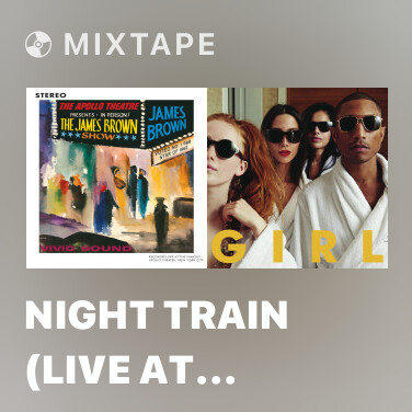 Mixtape Night Train (Live At The Apollo Theater/1962) - Various Artists