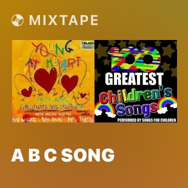 Radio A B C Song - Various Artists