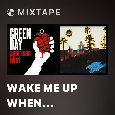 Mixtape Wake Me Up When September Ends - Various Artists