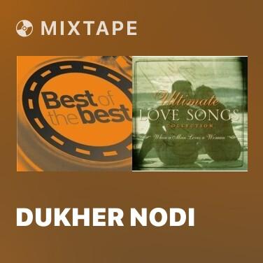 Mixtape Dukher Nodi - Various Artists