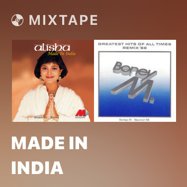 Mixtape Made In India - Various Artists