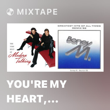 Mixtape You're My Heart, You're My Soul '98 - Various Artists