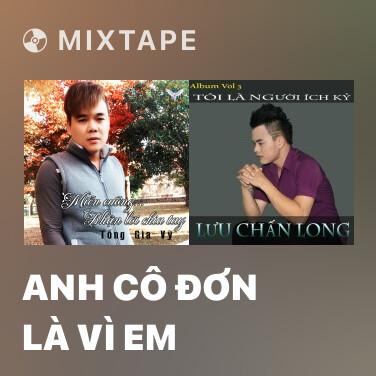 Radio Anh Cô Đơn Là Vì Em - Various Artists