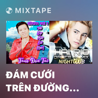 Radio Đám Cưới Trên Đường Quê (Remix) - Various Artists