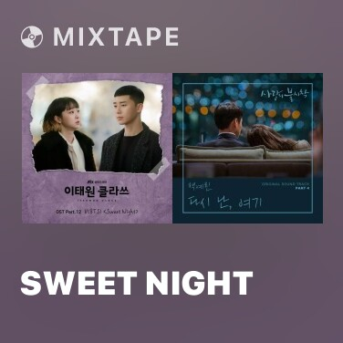 Radio Sweet Night - Various Artists