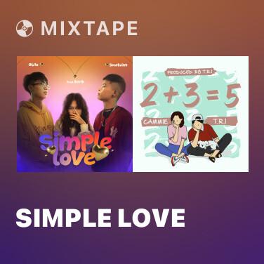 Mixtape Simple Love - Various Artists