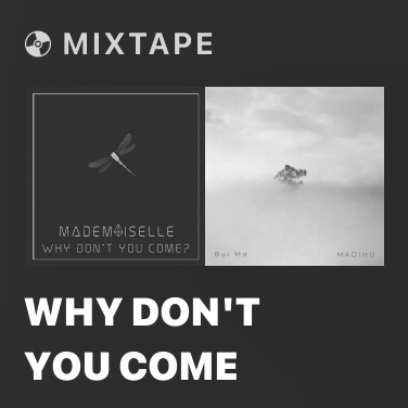 Mixtape Why Don't You Come - Various Artists