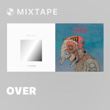 Mixtape Over - Various Artists