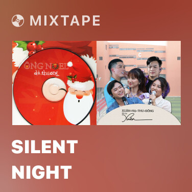 Mixtape Silent Night - Various Artists
