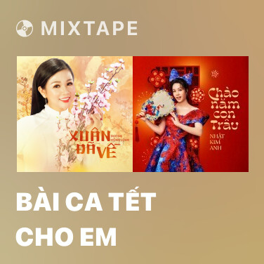 Mixtape Bài Ca Tết Cho Em - Various Artists