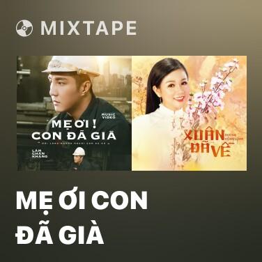 Radio Mẹ Ơi Con Đã Già - Various Artists