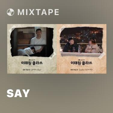 Radio Say - Various Artists