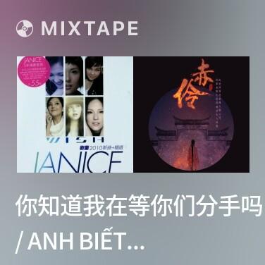 Mixtape 你知道我在等你们分手吗 / Anh Biết Em Đang Ở Đây Đợi Anh Để Chia Tay Không - Various Artists