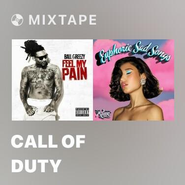 Mixtape Call Of Duty - Various Artists