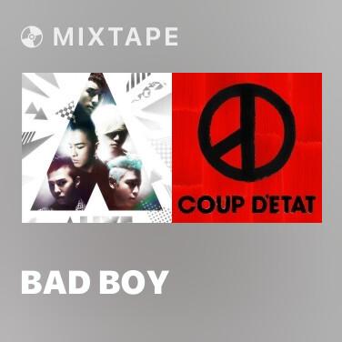 Mixtape Bad Boy - Various Artists