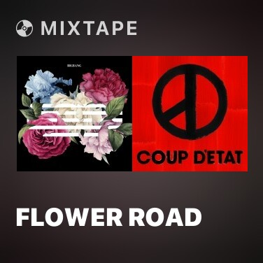 Mixtape FLOWER ROAD - Various Artists