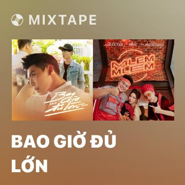 Mixtape Bao Giờ Đủ Lớn - Various Artists