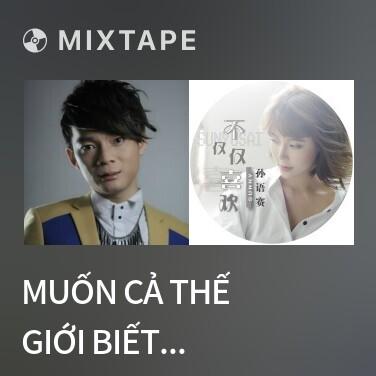 Radio Muốn Cả Thế Giới Biết Anh Yêu Em / 讓全世界知道我愛你 - Various Artists
